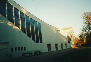 Sporthalle Augsburg