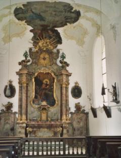 Orth. Altarraum