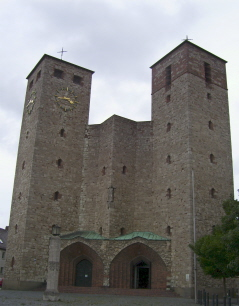 Foto von st. heinrich in bamberg