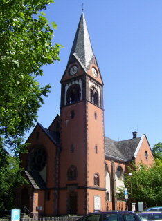 Foto der Garnisonskirche in Celle