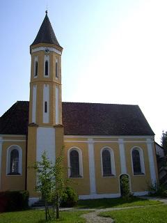Dießen Kirche