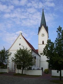 Pfarrei Train
