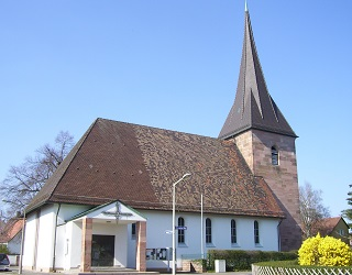 Kirchen Kreuz
