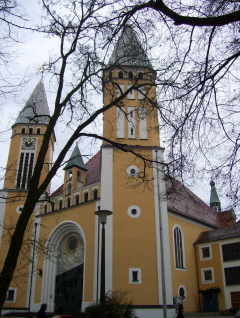 Kreuzbergkirche Schwandorf